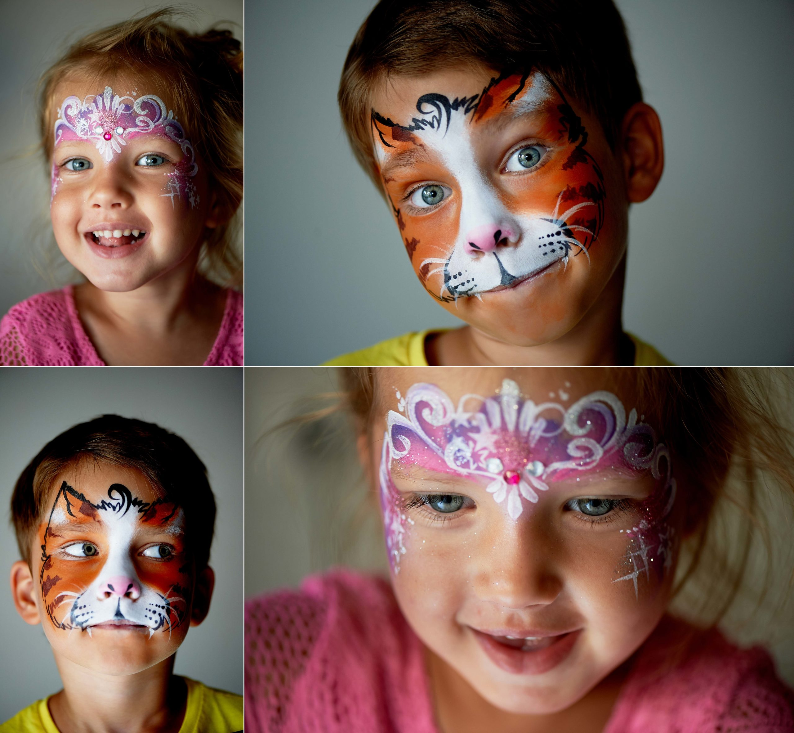 Face painting for kids in Sydney