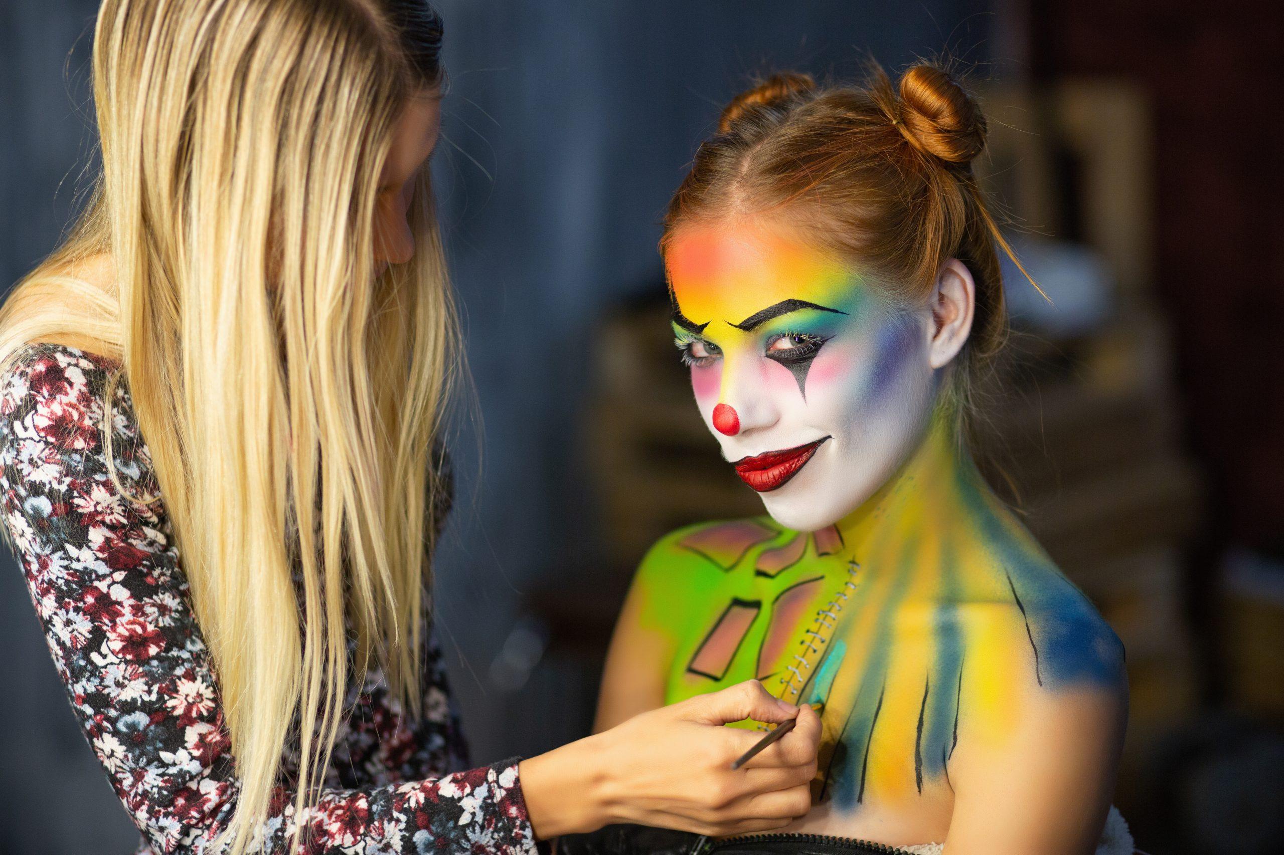 halloween makeup sydney