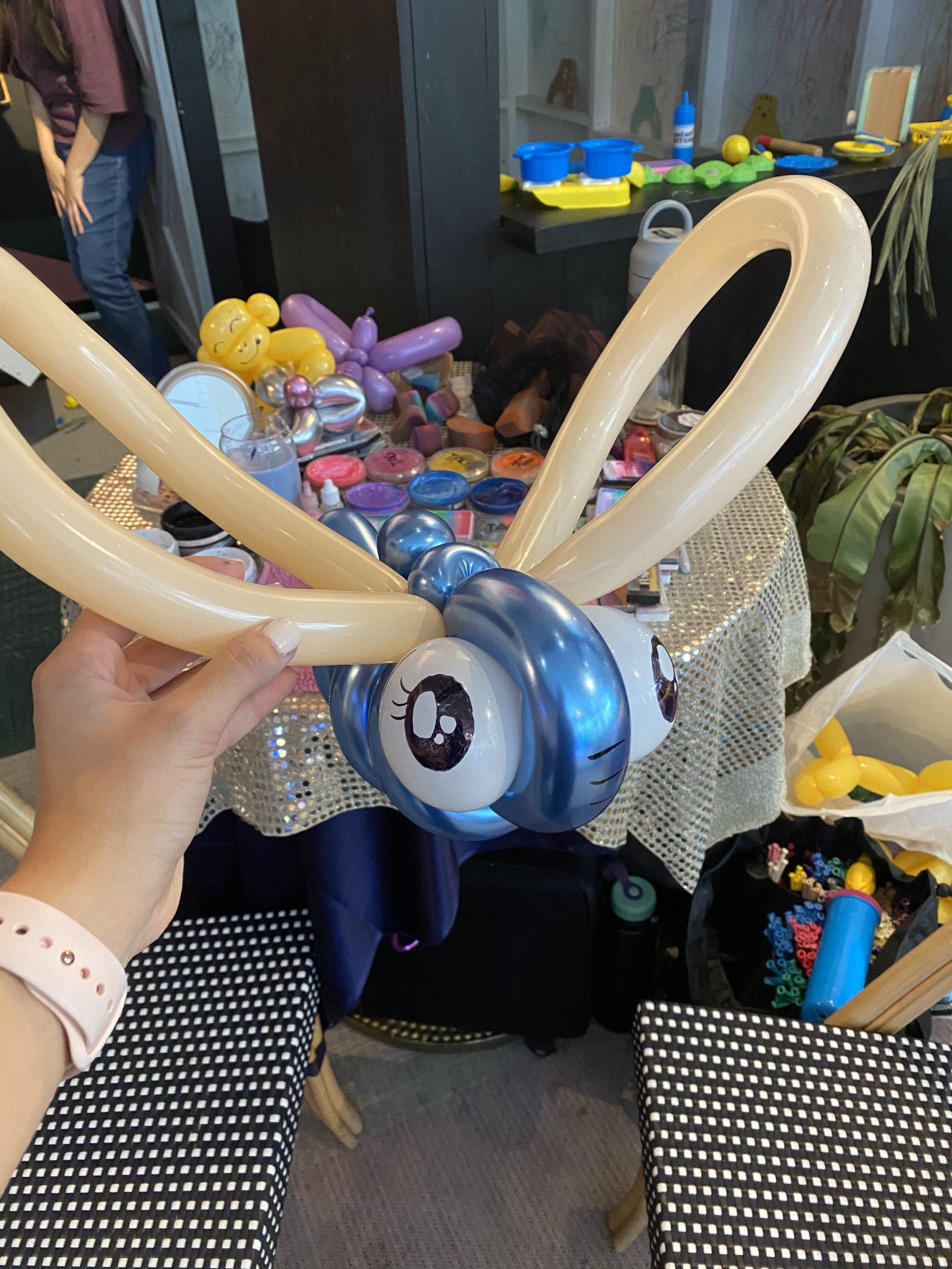 balloon twisting melbourne